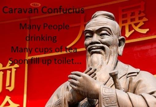 Caravan Confucious Master