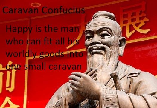 Caravan Confucius Master