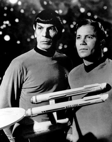 Mr Spock, my favourite Vulcan.