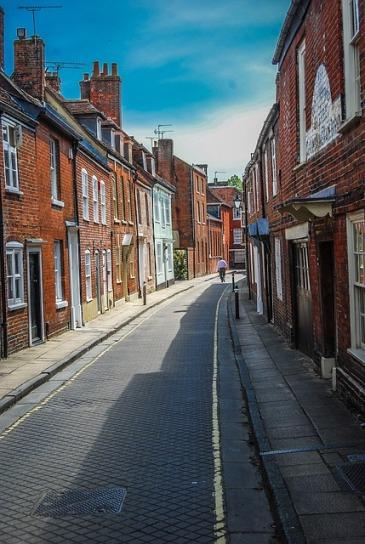 An Historic Winchester Street