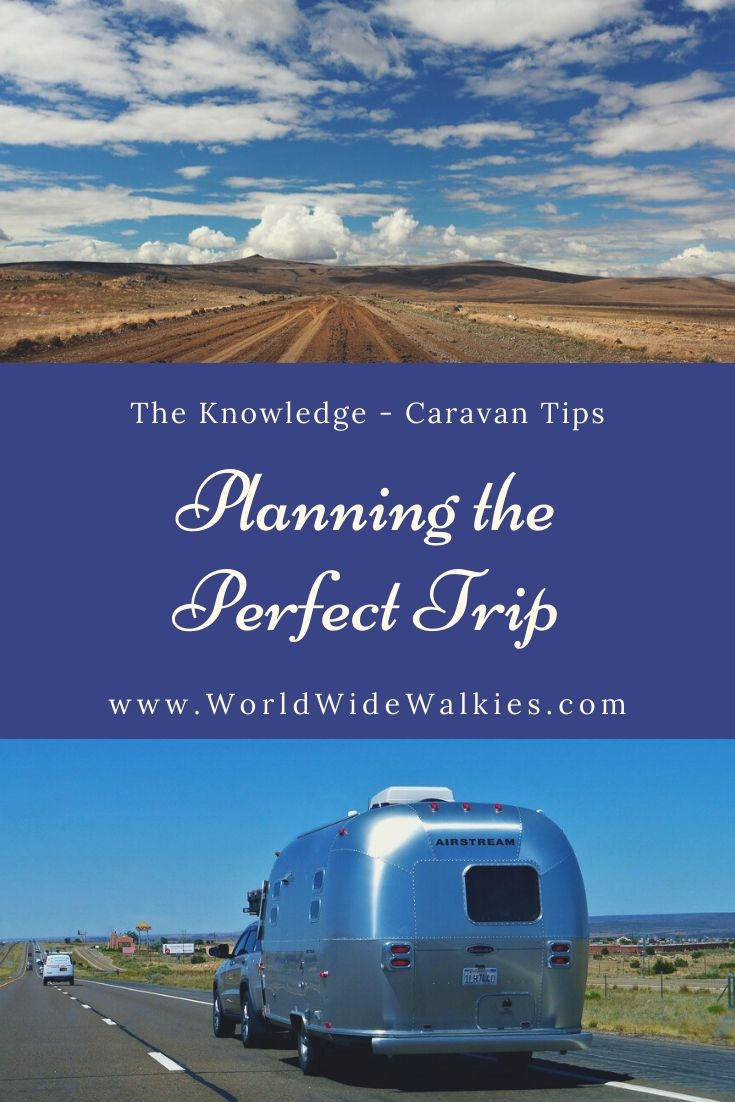 Planning the Perfect Trip Pin