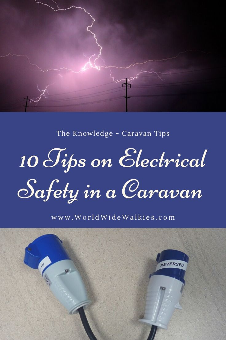 Electrical Safety Pin