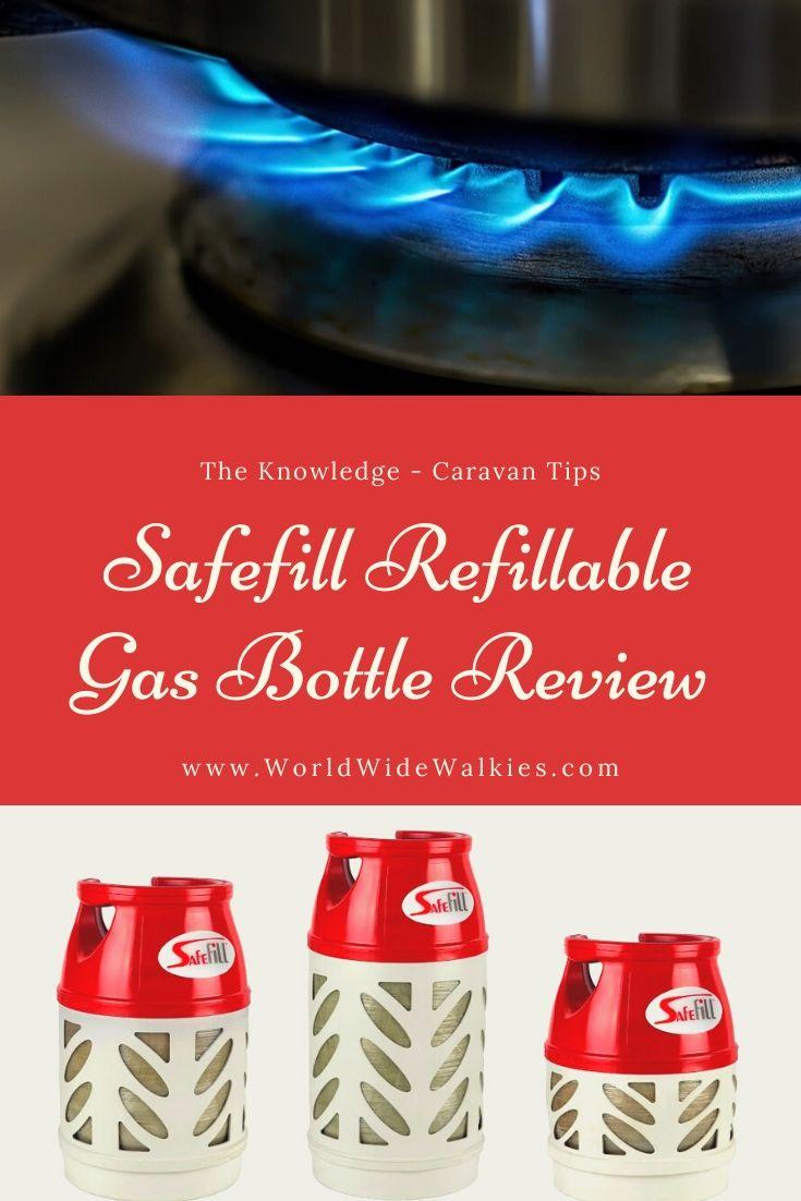Safefill Review Pin