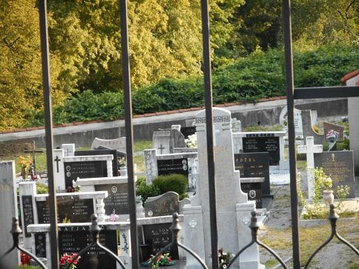 Graveyard, Vremski Britof -