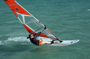 Water - Windsurfing