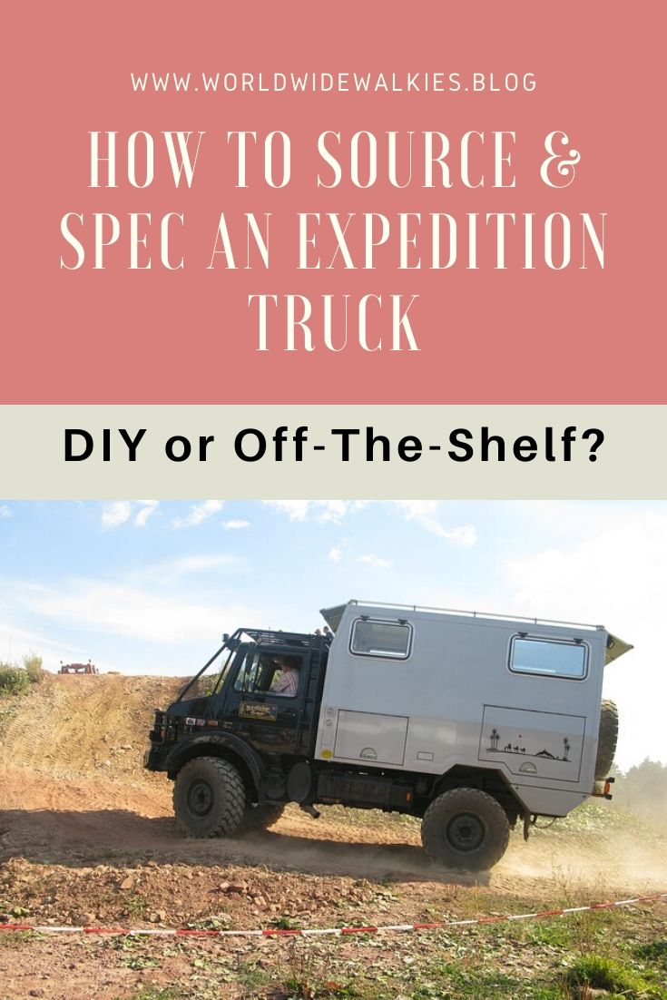 How to Source & Spec an Expedition Truck Pin