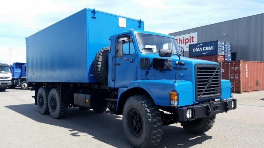 OUR Volvo N10