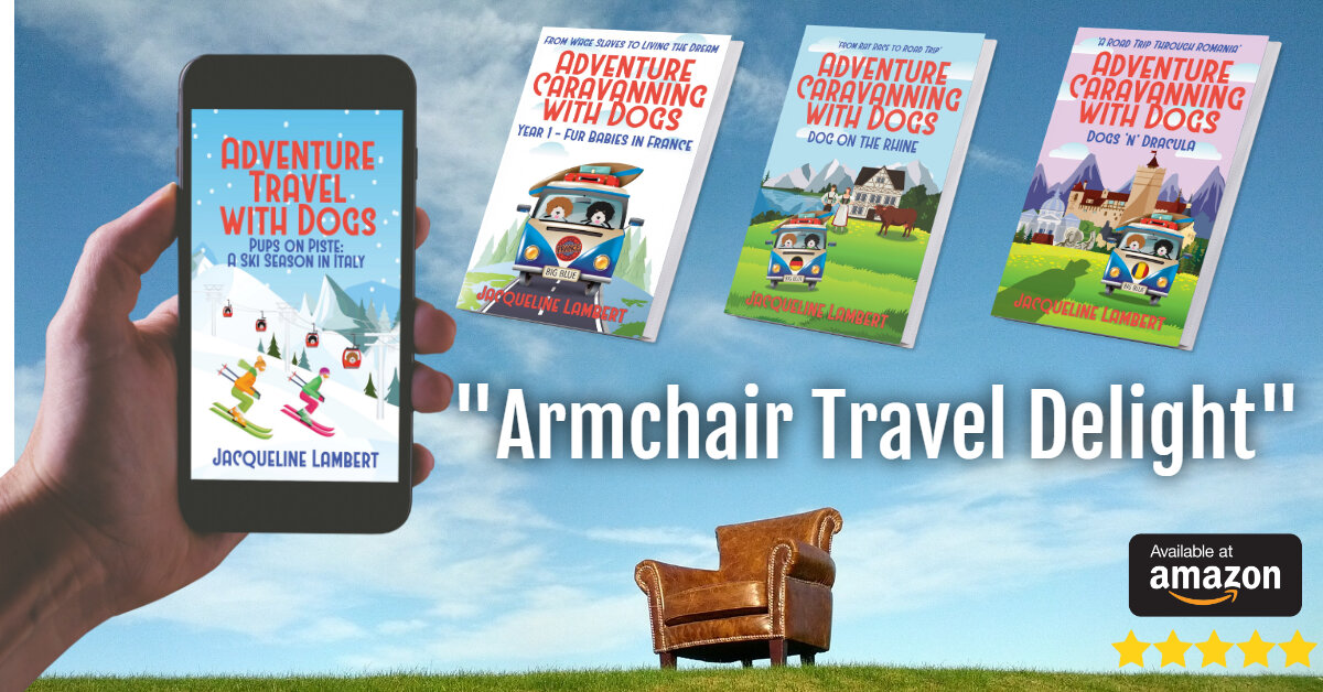 Armchair Travel delight
