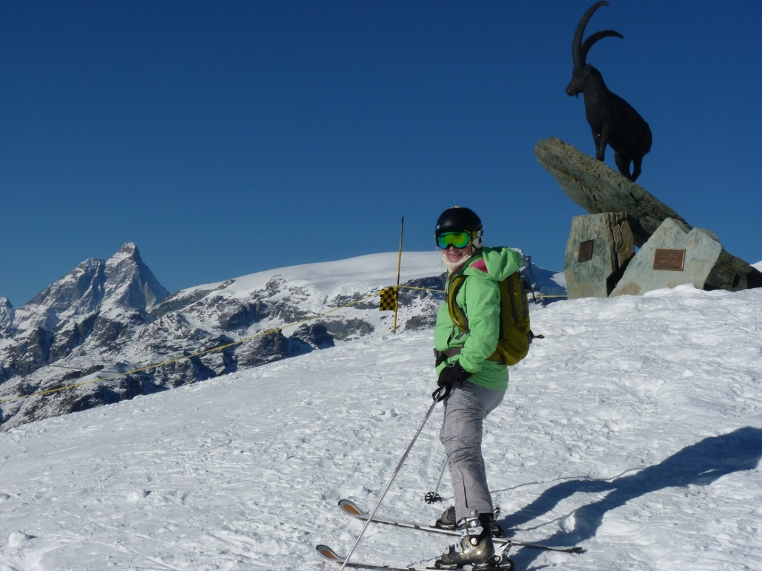 Alpine-ibex_staue