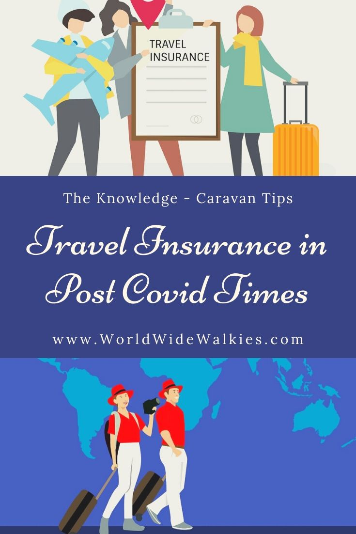 Post Covid Travel Insurance Pin