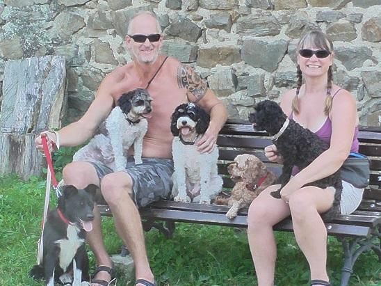 The new family shot Romania