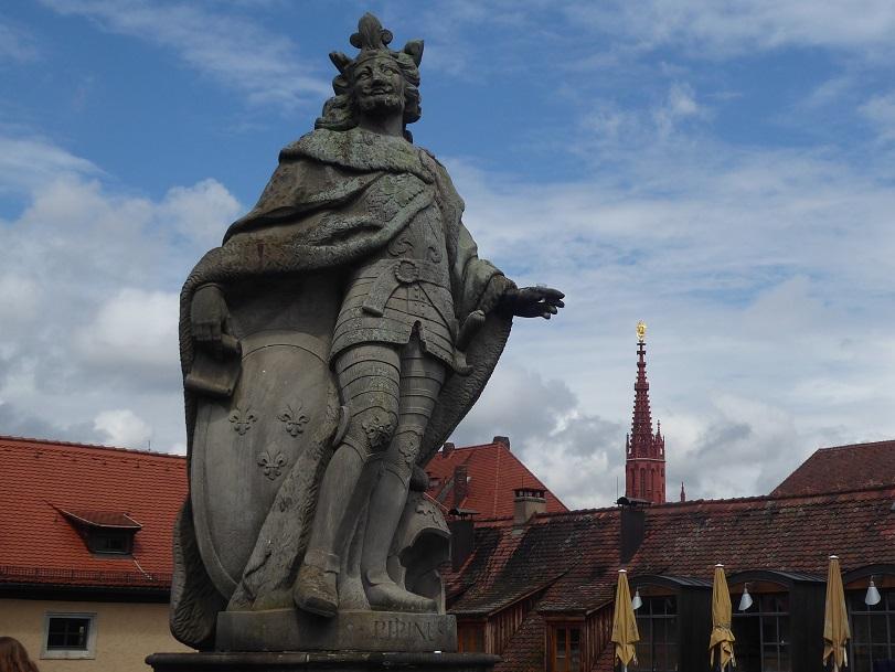 Statue_Wurtzberg